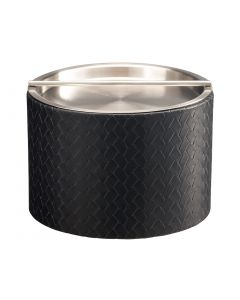 Mesa Ice Bucket w/ Stainless Cover: SAN REMO BLACK