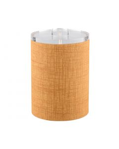 Tall Ice Bucket w/ Quartz Cover: MUSE TUSCAN HILLS