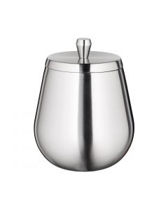 1.6qt Brushed Orb Ice Bucket